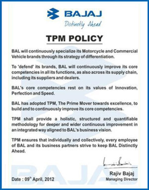 TPM Policy