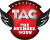 The Avenger Gods Community Logo Mobile