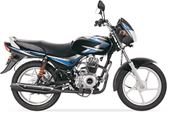 CT100 Bajaj Bike