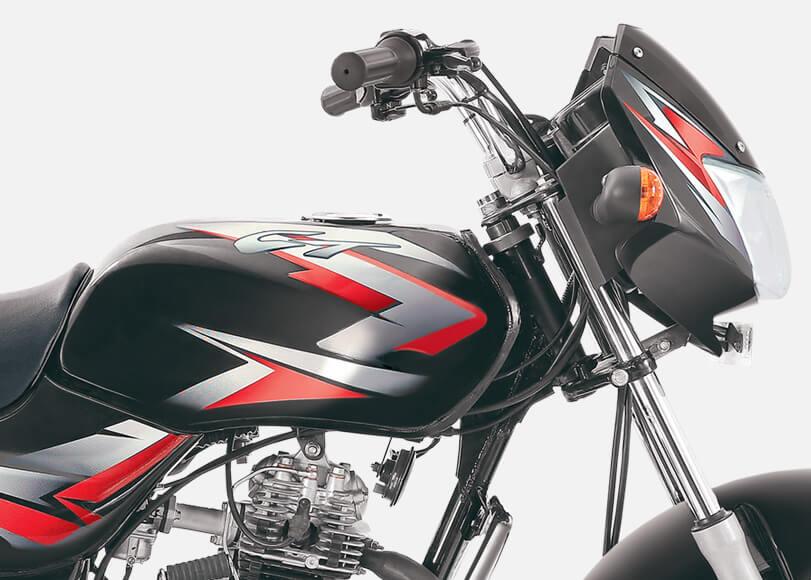 86 Bajaj Ct 100 Is A 100 Cc Motorcycle Built By Bajaj