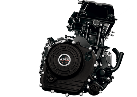 Dominar Triple Spark DTSi Engine