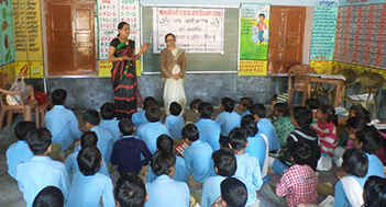 Bajaj CSR Self-Reliance Education