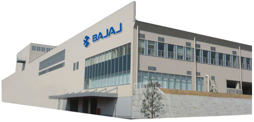 Bajaj World Class Manufacturing Plants