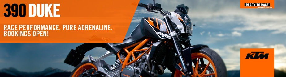 Bajaj KTM – New Bike Models India