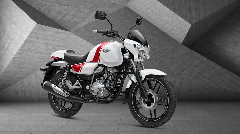 Discover Auto Loan >> Bajaj V - INS Vikrant Bike Price, Review, Mileage, Specifications in India - Bajaj Auto
